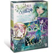 Nebulous Stars - Glitter & Foil Csillogó dekorkészlet