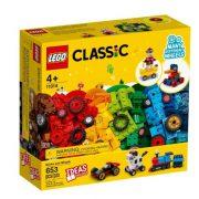 LEGO Classic 11014 Kockák és jármûvek