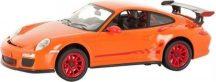 RASTAR 42800-8 Távirányítós autó 1:14-es méretaránnyal - PORSCHE 911 GT3 RS (NARANCS)