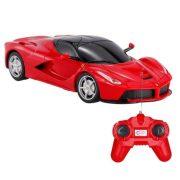 Rastar 48900 Távirányítós autó 1:24-es méretaránnyal - Ferrari LaFerrari (piros)