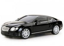 RASTAR 48600 Távirányítós autó 1:24-es méretaránnyal - BENTLEY CONTINENTAL GT (fekete)