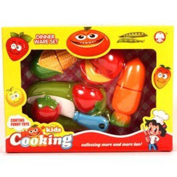 Vágható gyümölcsök és zöldségek CH412