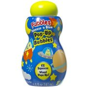 Little Kids Fubbles Nyomd és fújd buborékfújó (141 ml)