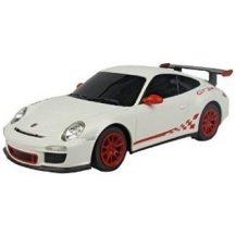 RASTAR 39900 Távirányítós autó 1:24-es méretaránnyal -  PORSCHE 911 GT3 RS (FEHÉR)