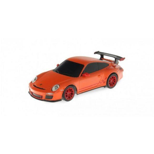 RASTAR 39900 Távirányítós autó 1:24-es méretaránnyal -  PORSCHE 911 GT3 RS (NARANCSSÁRGA)