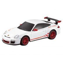RASTAR 42800-2 Távirányítós autó 1:24-es méretaránnyal - PORSCHE 911 GT3 RS (fehér)