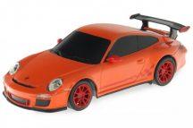 RASTAR 42800-2 Távirányítós autó 1:24-es méretaránnyal - PORSCHE 911 GT3 RS (narancs)