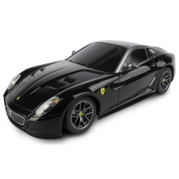 Rastar 46400 Távirányítós autó 1:24-es méretaránnyal - Ferrari 599 GTO (fekete)