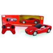 Rastar 46500 Távirányítós autó 1:24-es méretaránnyal - Ferrari California (piros)