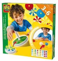 SES Creative kreatív tárgyak játékszett