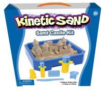 Kinetic Sand örökmozgó homok - Várépítő ajándékdoboz