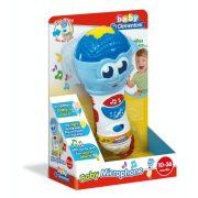 Baby Clementoni 17181 - Baby mikrofon hanggal és fénnyel