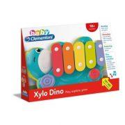 Baby Clementoni Xilodino Dinós xilofon