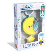 Baby Clementoni Zenélő álmos holdacska