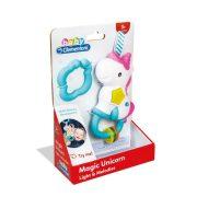 Baby Clementoni Light&Melodies Varázslatos Unikornis foglalkoztató játék