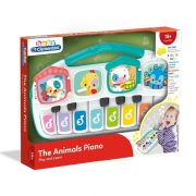 Baby Clementoni Állatos zongora