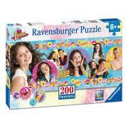 Ravensburger 12835 panorama Disney puzzle - Luna és Matteo (200 db-os)