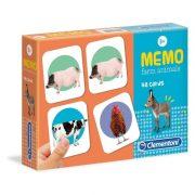 Clementoni 18082 Farm állatok memóriajáték