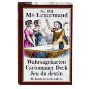 Mlle. Lenormand tarot kártya