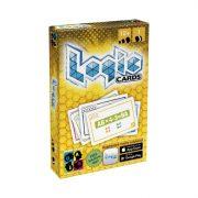 BG Logic Cards Logikai kártyajáték (sárga)