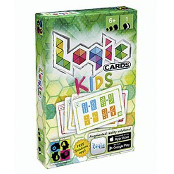 Logic Cards Kids logikai kártyajáték (gyerekeknek)