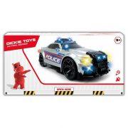 Dickie Toys Action Series - Street Force rendőrautó környezettudatos csomagolásban
