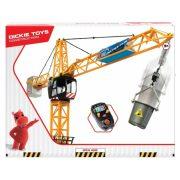 Dickie Toys Construction - Óriás 100 cm-es daru környezettudatos csomagolásban