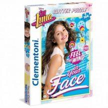 Clementoni 20137 csillámos puzzle - Soy Luna (104 db-os)