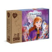 Clementoni 20260 Play for Future Maxi puzzle - Jégvarázs 2 (24 db)