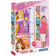 Clementoni 20328 Fali mérce puzzle - Disney hercegnõk (30 db)