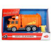 Dickie Toys Action Series - Mini kukásautó kukával