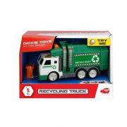 Dickie Toys Action Series - Mini kukásautó fénnyel és hanggal