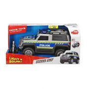 Dickie Toys Action Series - Rendőrségi SUV terepjáró fénnyel és hanggal