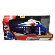 Dickie Toys Action Series - Mentőhelikopter fény- és hanghatásokkal