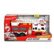 Dickie Toys Action Series - Létrás tűzoltóautó fény-és hanghatásokkal