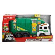 Dickie Toys Action Series - Újrahasznosító jármű fénnyel és hanggal