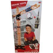 Dickie Toys Construction - Távirányítós óriás daru