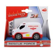 Dickie Toys SOS Series - Rescue Force mentőautó