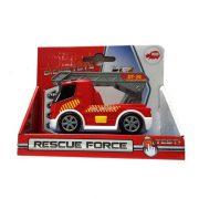 Dickie Toys SOS Series - Rescue Force tűzoltóautó