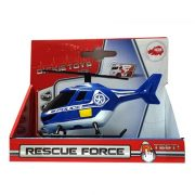 Dickie Toys SOS Series - Rescue Force rendőrségi helikopter