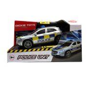 Dickie Toys SOS Series - Mercedes-Benz rendőrautó fénnyel és hanggal