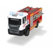 Dickie Toys SOS Series - Scania Fire Rescue tűzoltó autó