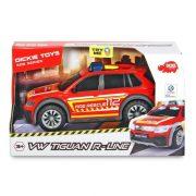 Dickie Toys SOS Series - VW Tiguan R-Line tûzoltó autó fénnyel és hanggal