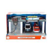 Dickie Toys SOS Series - Mentőközpont játékszett