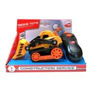 Dickie Toys Construction  - Távirányítós homlokrakodó