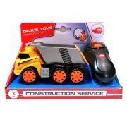 Dickie Toys Construction - Távirányítós dömper