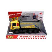 Dickie Toys Construction - Scania billencs autó