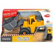 Dickie Toys Construction - Volvo rakodógép (26 cm)