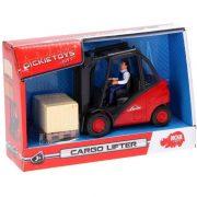 Dickie Toys City - Cargo villástargonca