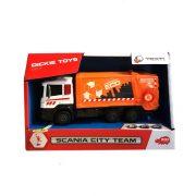 Dickie Toys City - Scania szemetes autó
